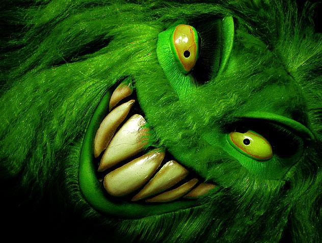 Grinch Grin Gif Evil grin grin Grinch Evil Grin Gif