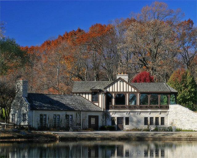 Park Pavilion - Sacred Place of Childhood Memories
