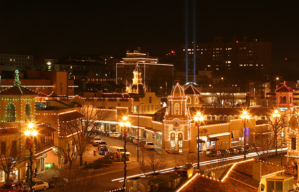 Plaza Lights - Kansas City, Missouri