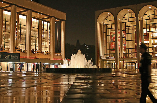 Lincoln Center Reflections