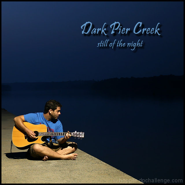 Dark Pier Creek