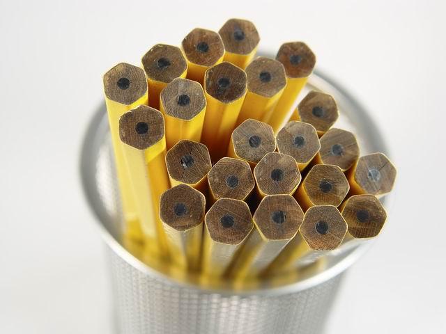 Unsharpened PencilUnsharpened Round Pencil
