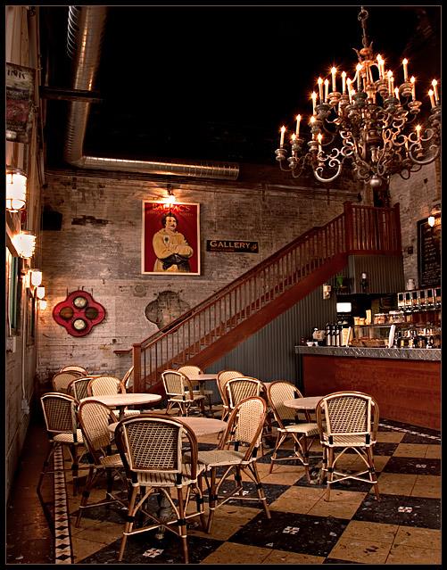 Balzac's Cafe @ The Historic Distillery District