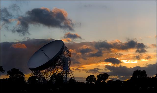 Radio Telescope - Jodrell Bank