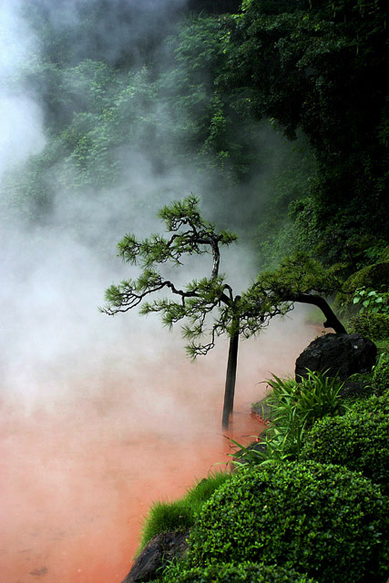 The Blood Hells -- Beppu, Japan