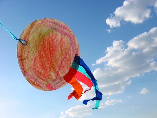 Look Ma', It's Flying!