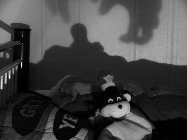 A Childish Fear of the Dark