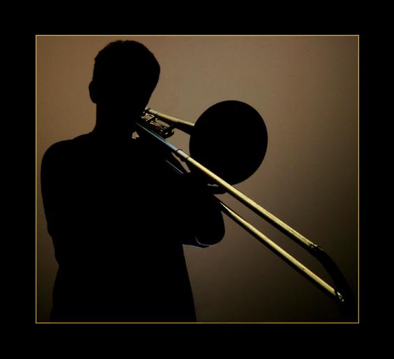 Jazz Silhouette by dbenson - DPChallenge