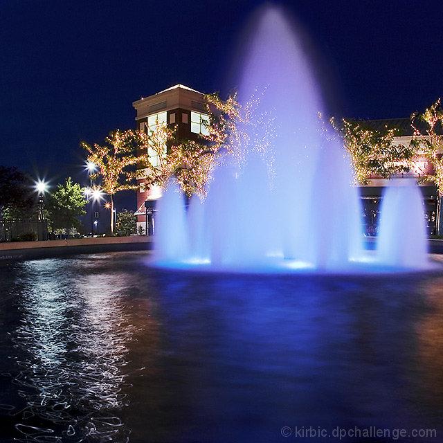 Fountain Blue