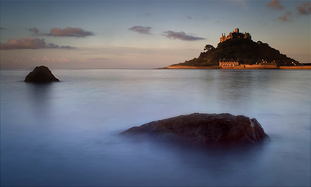 Dawn Light (St Michael's Mount)