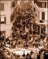 Piazza di Spagna alive - Rome