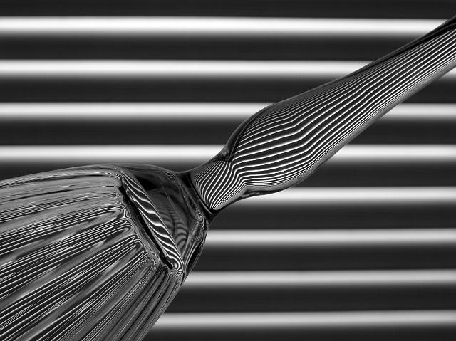 Striped Glass