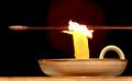 Shooting The  Flame