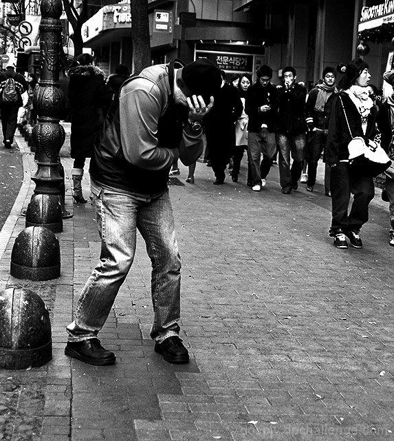 AGORAPHOBIA... my painful shame. by docpjv - DPChallenge