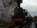 Trains acoming