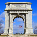Memorial Arch - Valley Forge