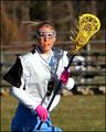 Girl's Lacrosse, Tisha #8