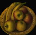 bowl&fruit