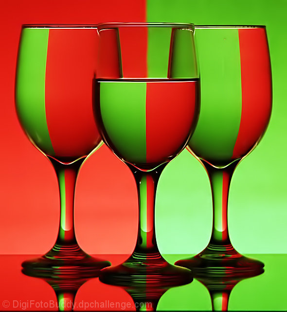 Complementary Glasses