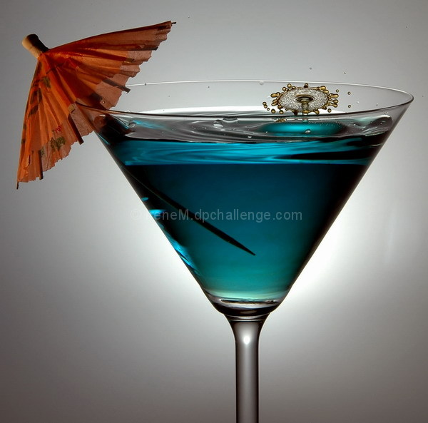 frisky cocktail...