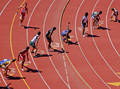 Penn Relays, world's largest annual track meet, attended by 20,000 athletes and 100,000 plus fans.