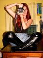 Look into my camera