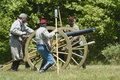 Confederate Failure at Fort Pocahontas