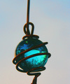 Glass Bead At  Sunset