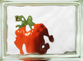 Pepper Under Glass