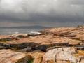 Granite Oceanfront - Schoodic Point, Arcadia National Park, Maine