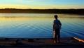 Fishing Until Sunset