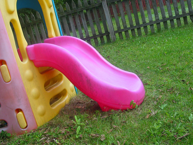 Purple Slide