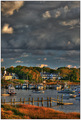 Clearing Storm, Wychmere Harbor