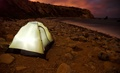 Camping on Planet X