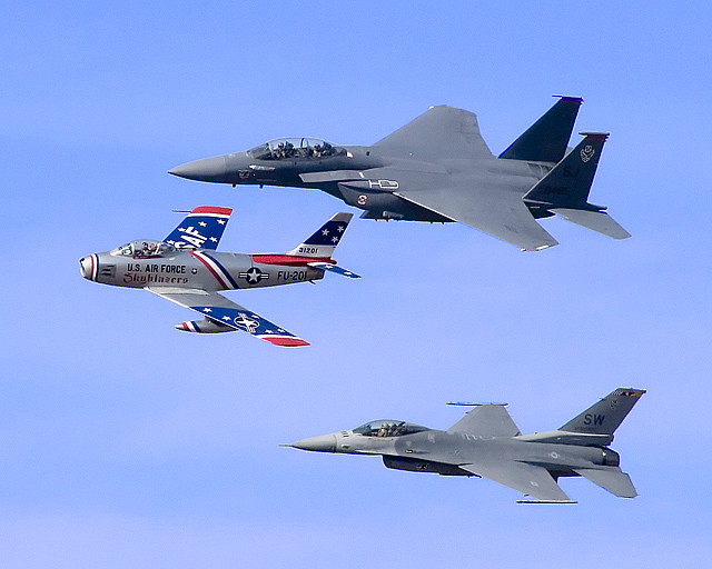 The Heritage Flight