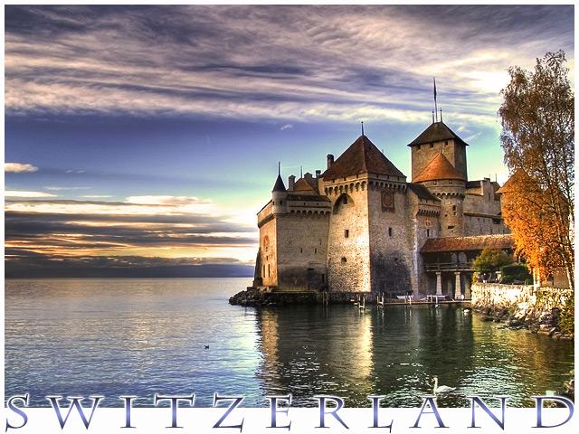 Greetings from Switzerland !