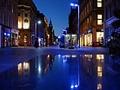 Blue Glasgow