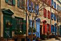 Van Pelt Street: January