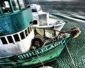 On An Emerald Sea
