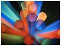 Colourful Tubes