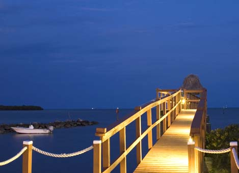 Sunset Pier, Key Largo