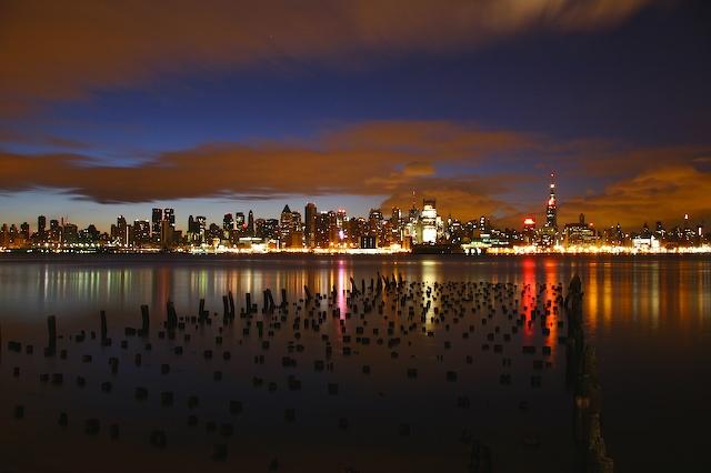 New York City 5AM