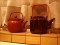 Old-fashioned tea time