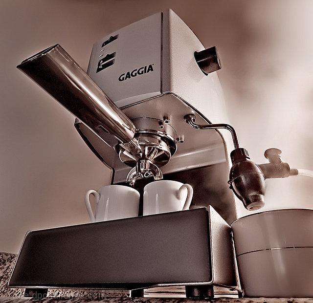 creatore del cappuccino