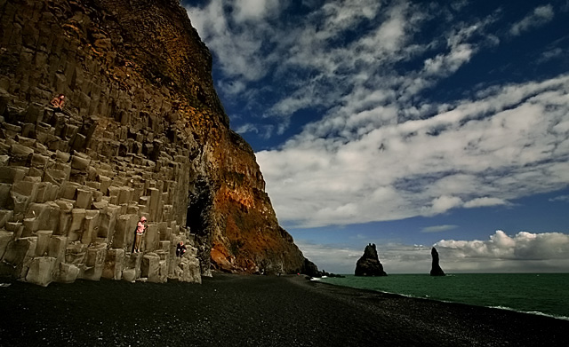 Surfing on Rocks