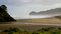 From land to sea .... Piha, NZ