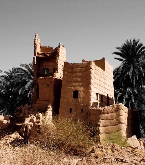 Old Mud House