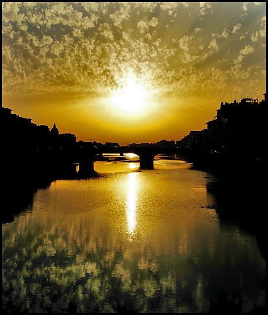 Fading Light at Firenze