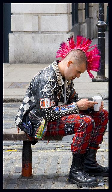 ..pink punk