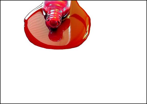 -Burst of Red-